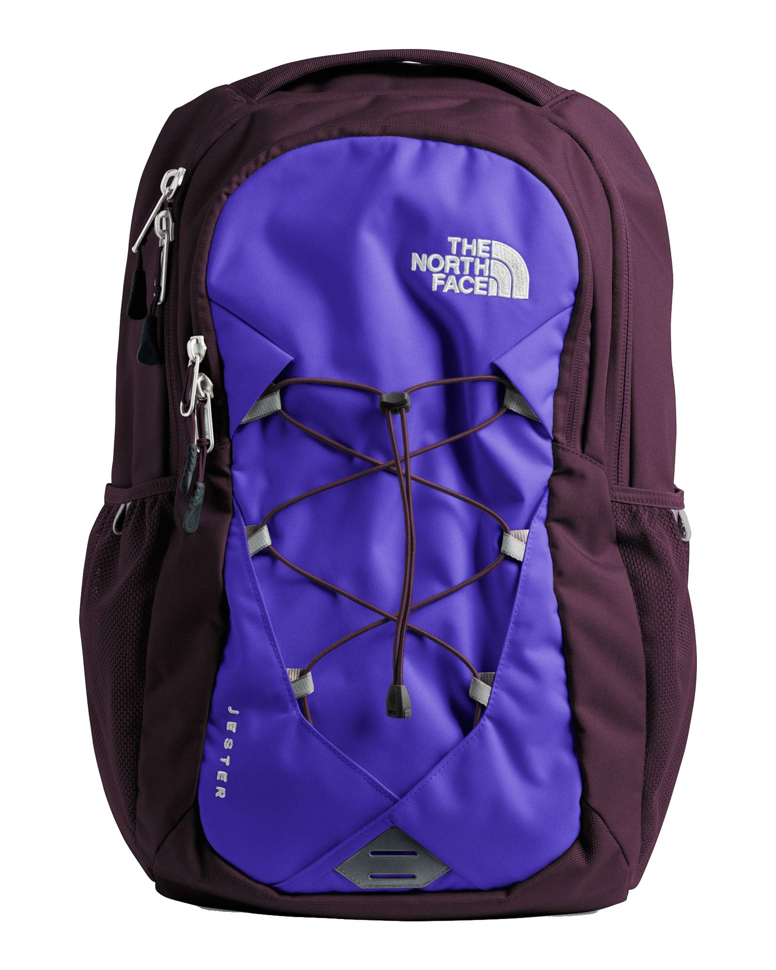The North Face Women's Jester Backpack - Deep Blue & Galaxy Purple - OS