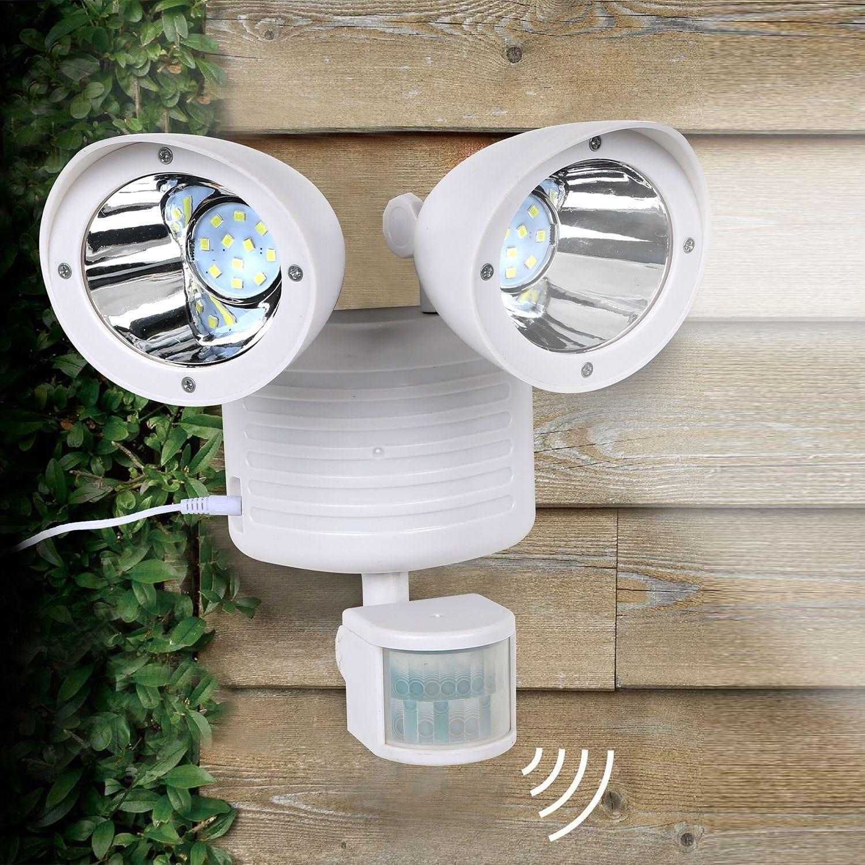 22 LED Solar Spot Light Security Detector Motion Sensor Outdoor Floodlight Lamp