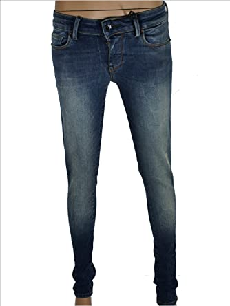 Guess Butterfly Starlet Skinny Jeans Damen  Amazon.de  Bekleidung 2f4152a2c8