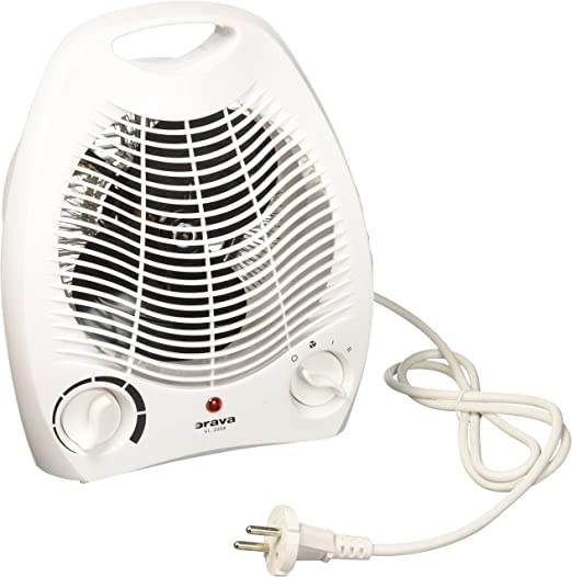 Orava VL-200 A - Calefactor (Calentador de ventilador, Interior ...