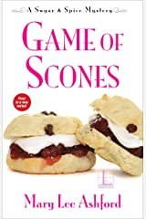 Game of Scones (A Sugar & Spice Mystery Book 1) Kindle Edition