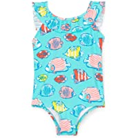 Hatley Ruffle Swimsuits baño para Niñas