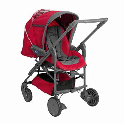 Chicco New Living Smart - Carrito Scarlet