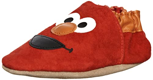 834b394d1daa8 Robeez 3D Elmo Infant US 1 Red Booties Shoes: Amazon.ca: Shoes ...