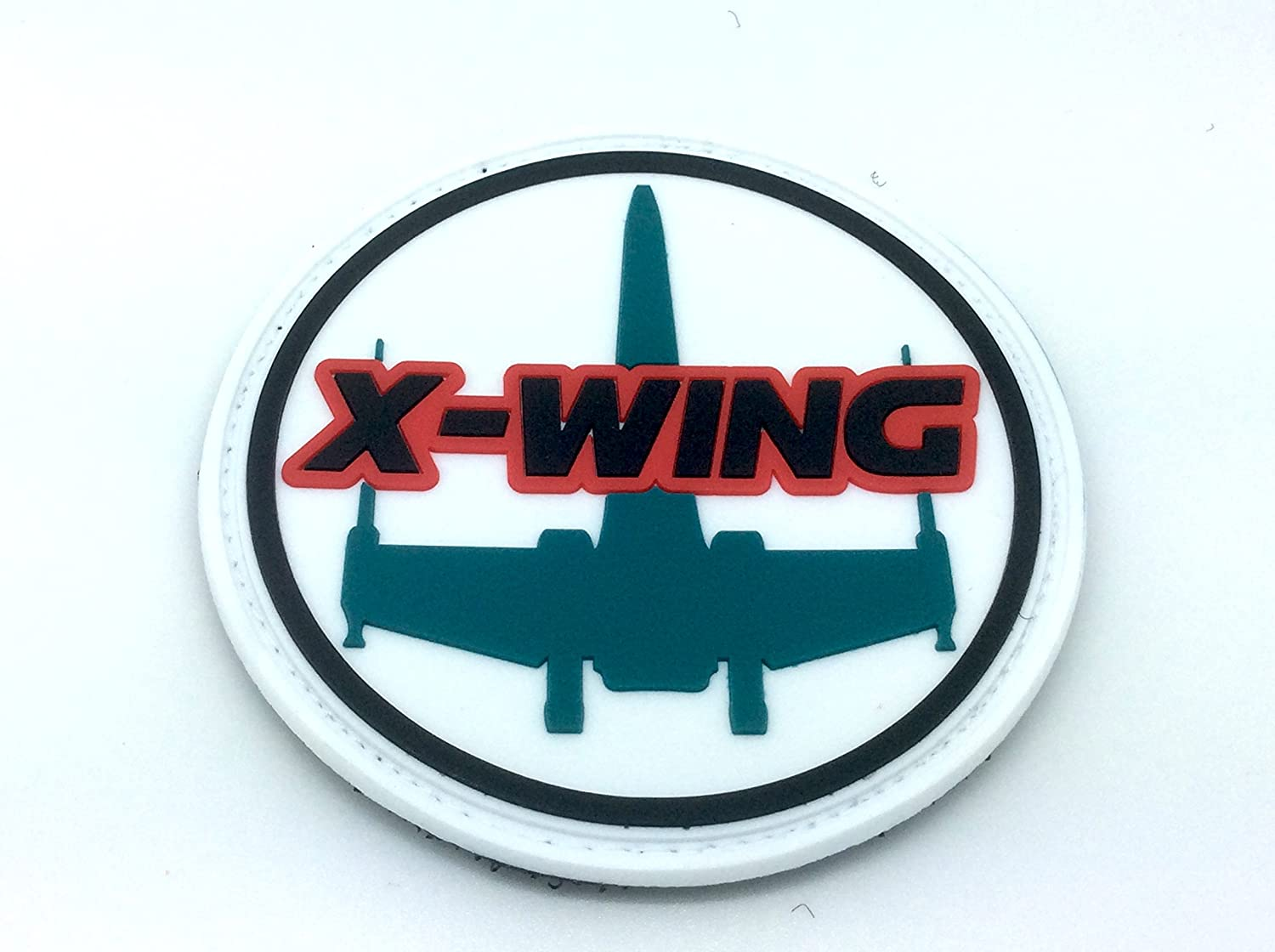 Star Wars X Wing Cosplay Airsoft Velcro PVC Patch Patch Nation