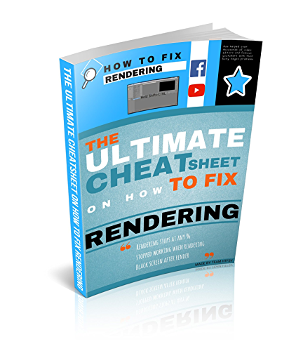 The Ultimate Cheat Sheet on How To Fix All Rendering Problems with Sony Vegas: How To Fix All Sony Vegas Rendering Problems