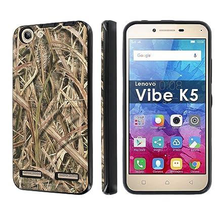 Amazon.com: [nakedshield] Lenovo Vibe k5 Negro/Negro Dual ...