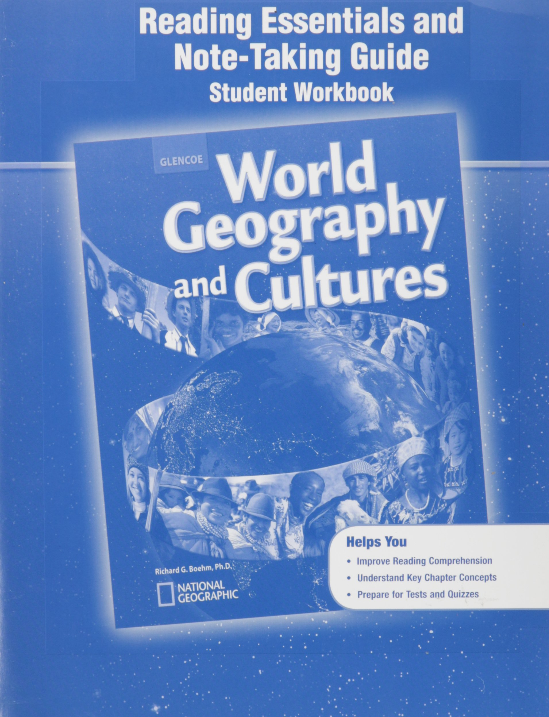 World Geography and Cultures, Reading Essentials and Note-Taking Guide,  Student Workbook (GLENCOE WORLD GEOGRAPHY): 9780078954993: Amazon.com: Books