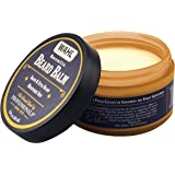 WAHL Beard Balm for Grooming with Essential Oils for Beard Shine, Polishing & Styling – Manuka Oil, Meadowfoam Seed Oil, Clov