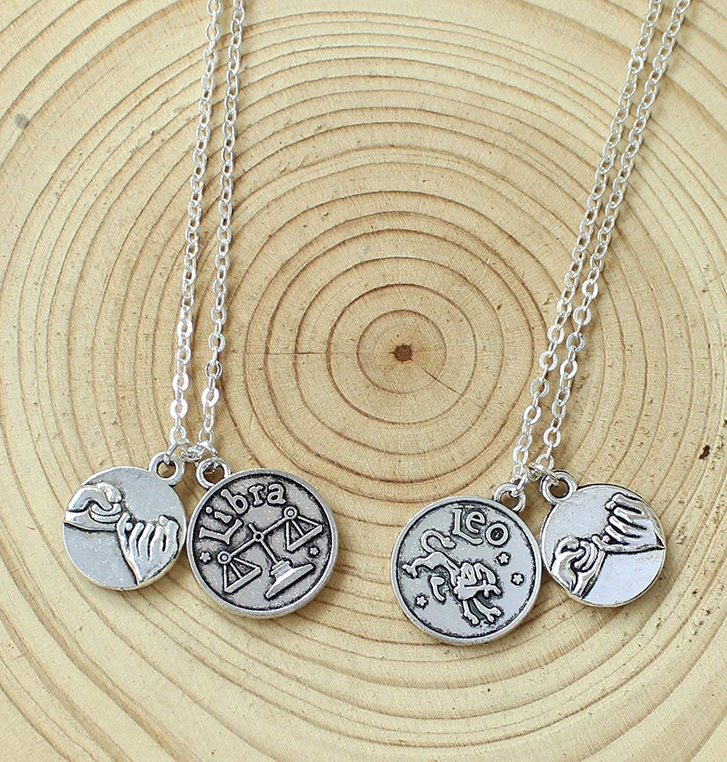 Custom Personalized ZoCustom Personalized Zodiac Necklace