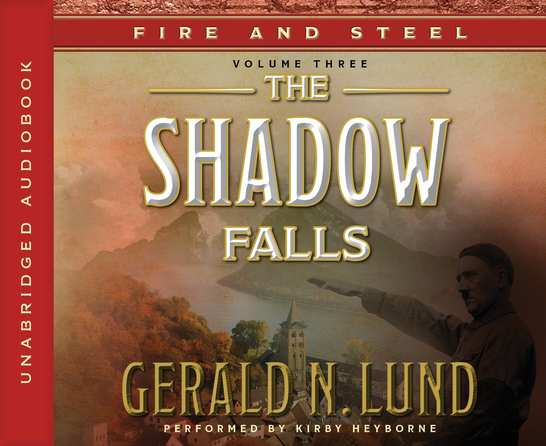 Download Fire and Steel, Volume 3: The Shadow Falls ebook