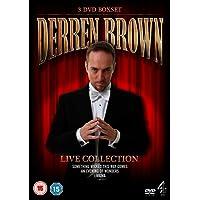 Derren Brown Live Collection [DVD]