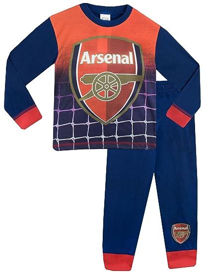 Arsenal - Pijama para Niños - Arsenal FC - 5 - 6 Años