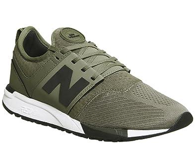 new balance sneaker grün