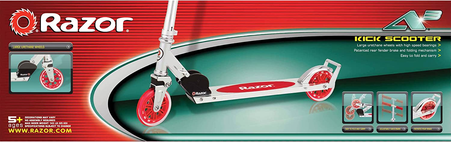 Razor A3 Kick Scooter - 4