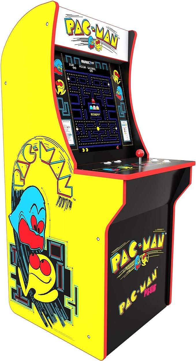 Amazon.com: Arcade1Up Rampage – Juego clásico 4 en 1 con ...