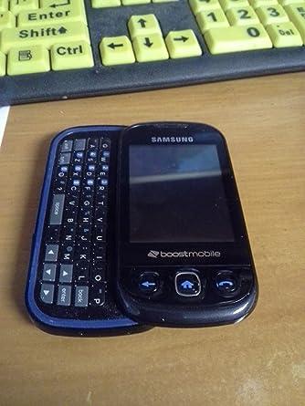 amazon com boost mobile samsung seek phone black color cell phones rh amazon com HTC EVO Design 4G Boost Mobile Boost Mobile HTC One X