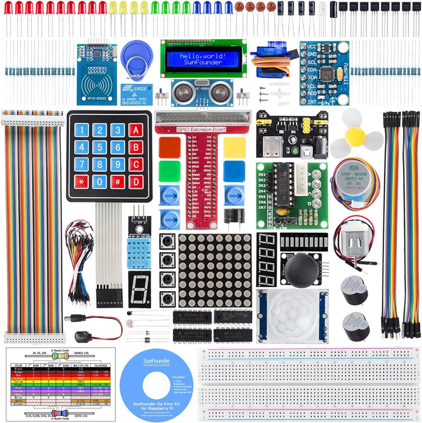SunFounder Raspberry Pi Starter Kit