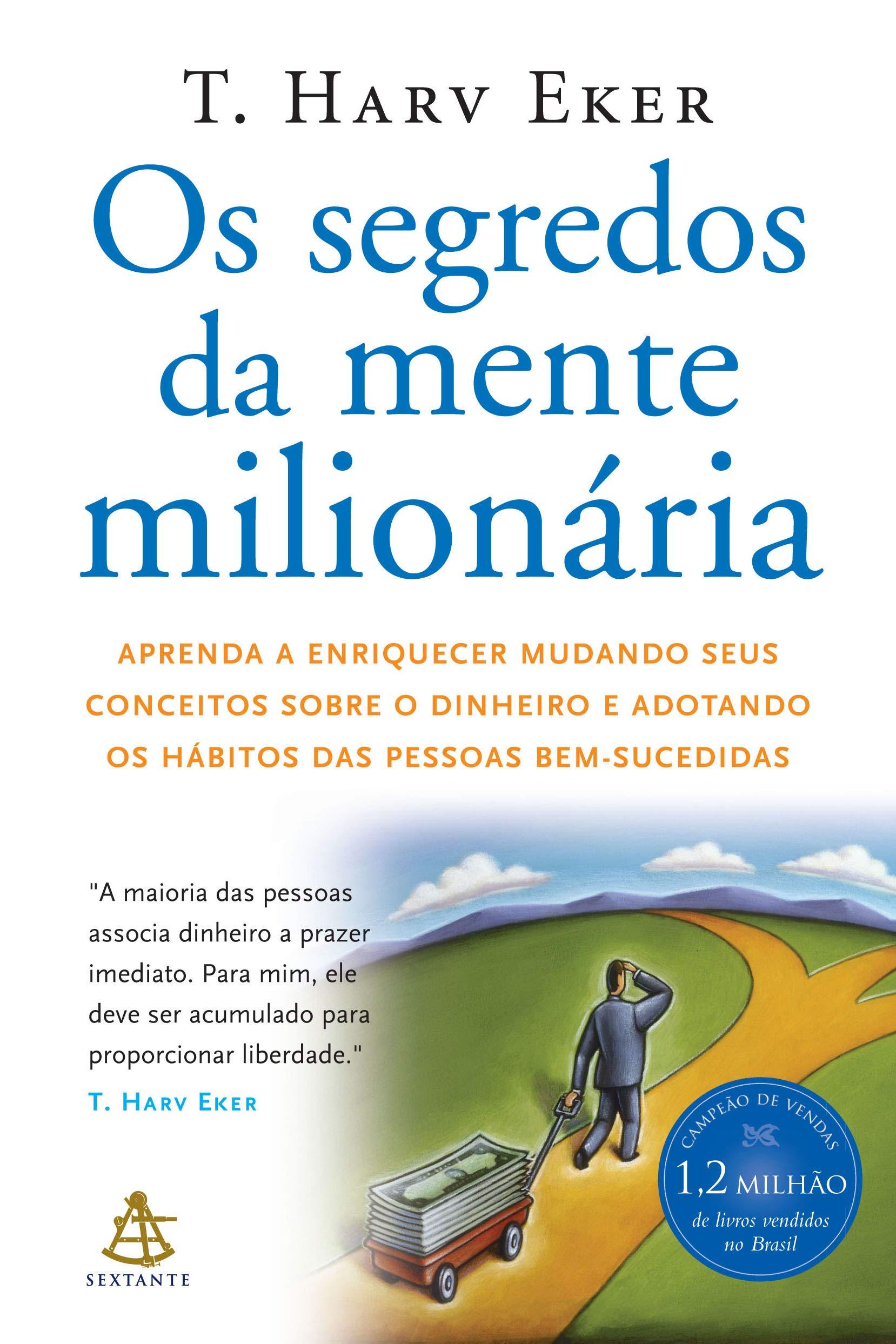 Os segredos da mente milionária - 9788575422397 - Livros na Amazon ...
