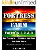Fortress Farm Trilogy: Volumes 1, 2 & 3 (Fortress Farm Series) (English Edition)