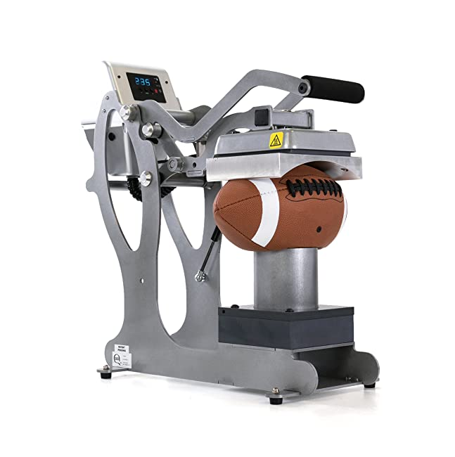 Hotronix Sports Ball Heat Press For Small Business