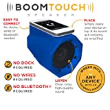 BoomTouch Wireless Portable Speaker- No Dock, No