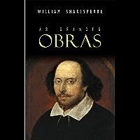 Box Grandes Obras de Shakespeare (27 peças: Hamlet, Rei Lear, Romeu e Julieta, Otelo, O Mercador de Veneza, Sonho de uma…