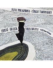 Vierne & Franck: Violin Sonatas [Alina Ibragimova; Cédric Tiberghien] [Hyperion A68204]