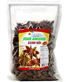 Star Anise-12oz-Whole Chinese Star Anise Pods, Dried Anise Star Spice (12OZ)