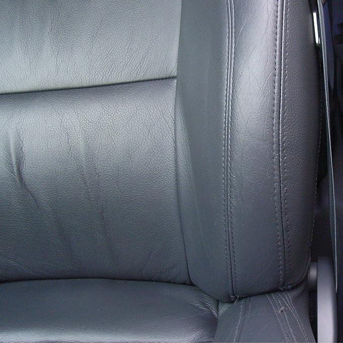 Colourlock Leder Fresh Tönung Lederfarbe Farbauffrischung 1000 Ml Passend Für Mercedes Benz Schwarz Beseitigt Schrammen Ausbleichungen Und Abnutzung An Leder Und Kunstleder Auto