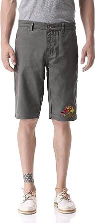 TALLA 36W. Pau1Hami1ton Pantalones Cortos Chino Casual Shorts Hombre PH-25