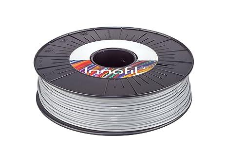 PLA Innofil filamento para 3D Impresora (1,75 mm) Grey: Amazon.es ...