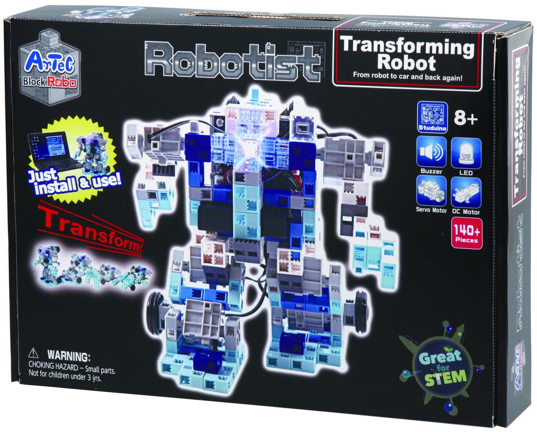 アーテック (Artec) アーテックブロック B00JP13PJS ロボティストシリーズ (Artec) トランスフォーミングロボット 153210 B00JP13PJS, スッツグン:6bab437e --- ijpba.info