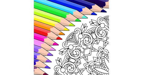 Colorfy: Free Coloring Book for Adults - Best Coloring Apps by Fun Games  For Free