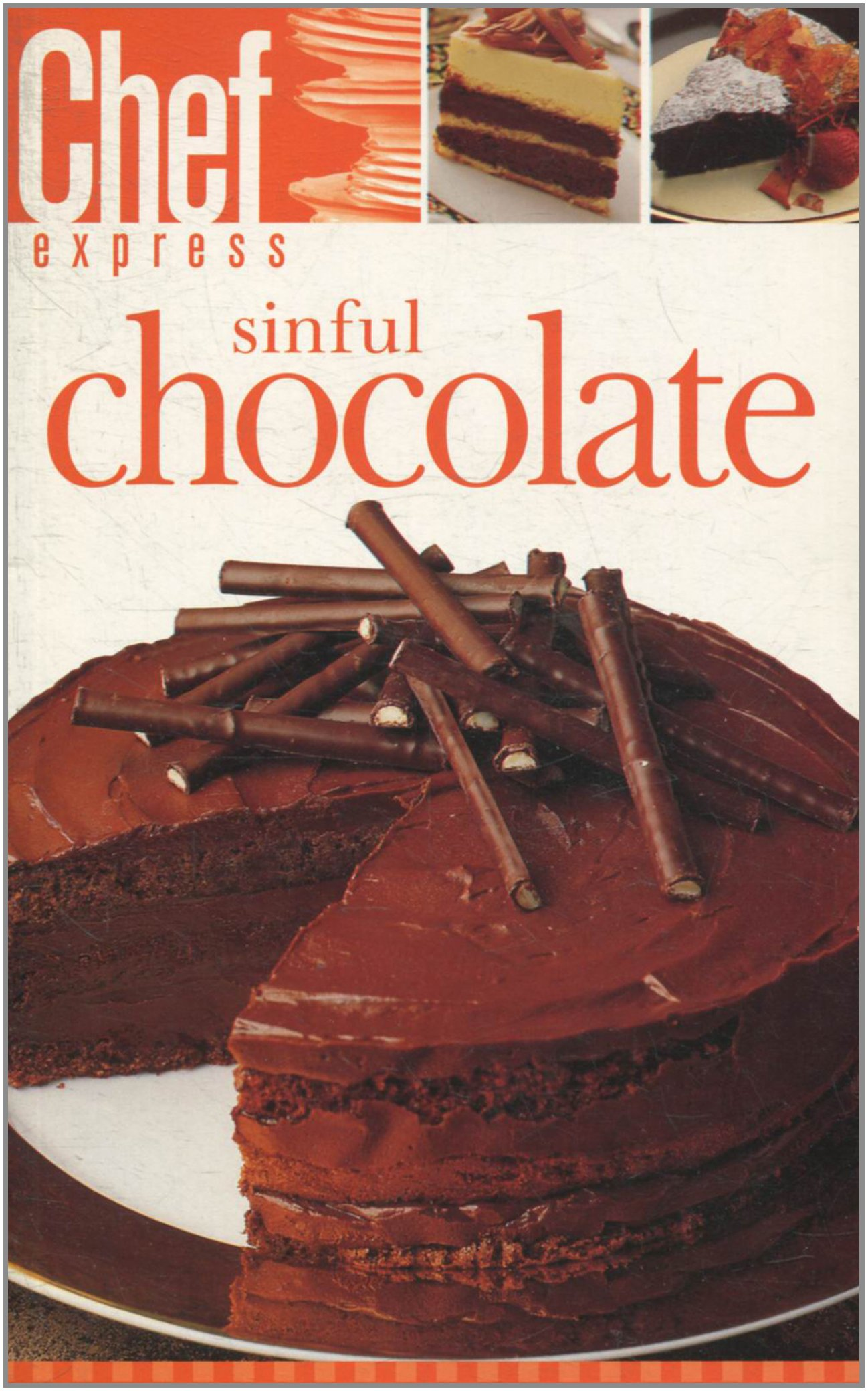Download Sinful Chocolate (Chef Express) PDF
