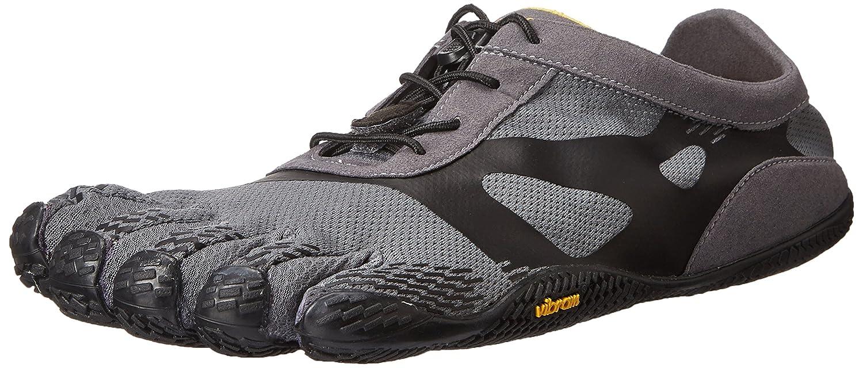 Vibram Men's KSO Evo Cross Training Shoe B00KR4OOKQ 44 EU/10.5-11 M US|Grey/Black