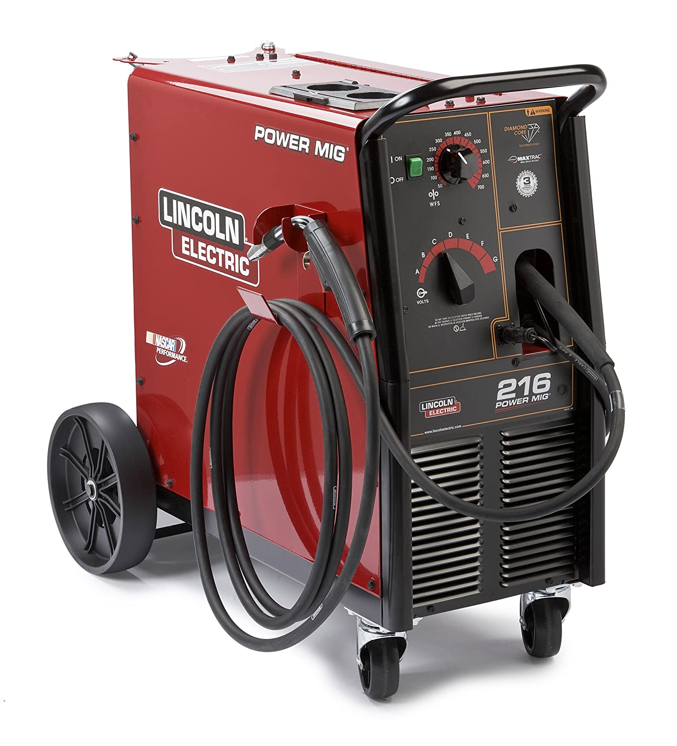lincoln 250 wire feed welder