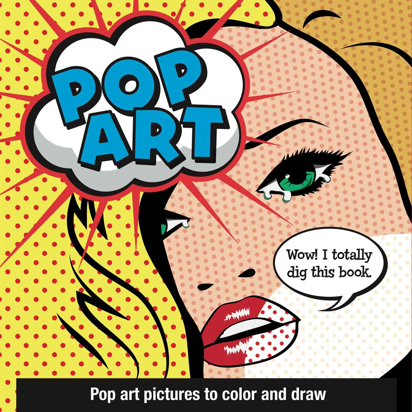 How to draw pop art on a computer in the social network vkontakte or on a computer if it does not install sai and I am afraid of underpinning 79