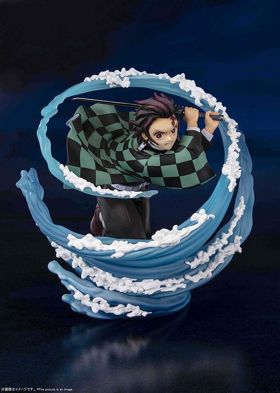 鬼滅の刃 竈門炭治郎(かまどたんじろう) -水の呼吸- 約150mm PVC&ABS製 塗装済み完成品フィギュア