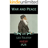 War and Peace (Coterie Classics) (English Edition)