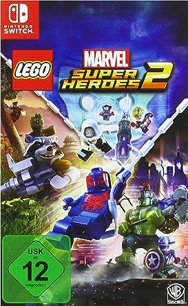 Warner Bros. Interactive Lego Marvel Superheroes 2 [Versión en ...