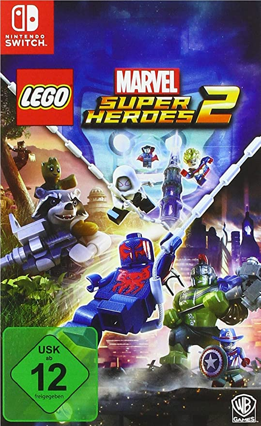 Warner Bros. Interactive Lego Marvel Superheroes 2 [Versión en ...