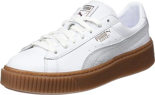 baskets femme blanche puma