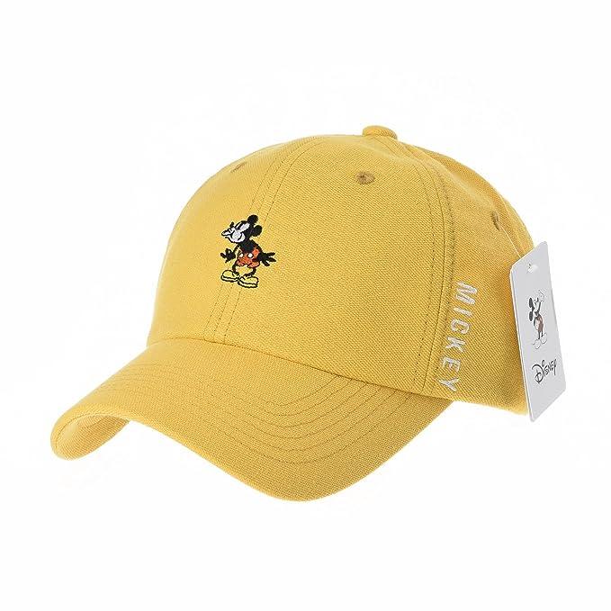 WITHMOONS Gorras de béisbol Gorra de Trucker Sombrero de Disney Mickey Mouse  Baseball Cap Neh Boo 87c5b620bad