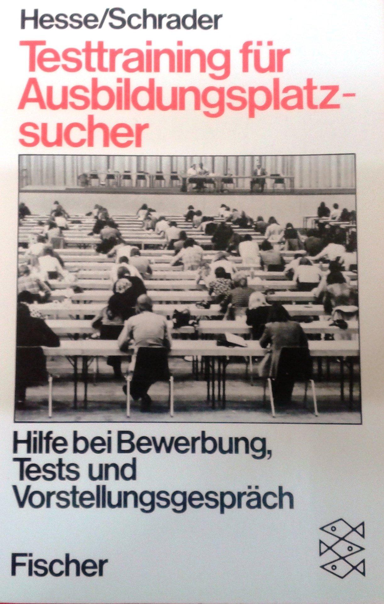 Testtraining Für Ausbildungsplatzsucher Hilfe Bei Bewerbung Tests