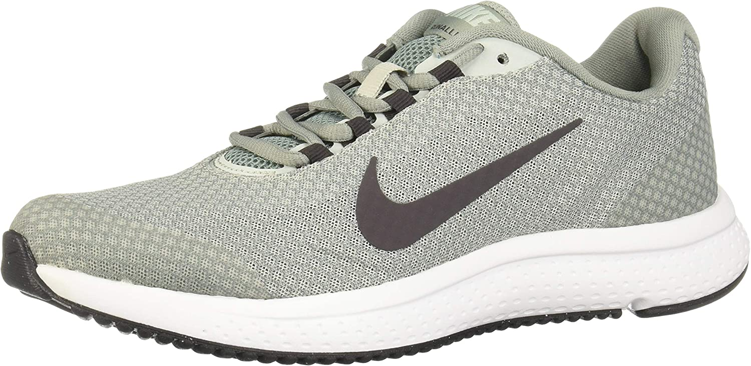 Nike Wmns Runallday, Zapatillas de Running para Mujer, Multicolor (Mica Green/Thunder Grey/Light Silver 302), 38.5 EU: Amazon.es: Zapatos y complementos