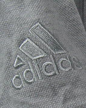 adidas ac1301 Polo para Hombre Gris FR: XL (Talla Fabricante