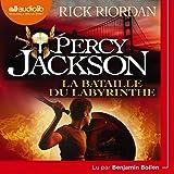 La Bataille du labyrinthe: Percy Jackson 4