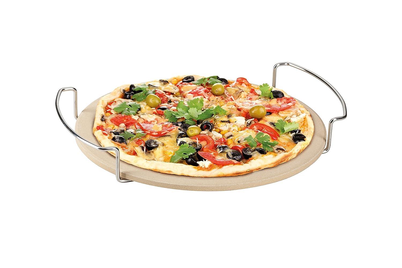 Enders Gasgrill Pizza : Genius bbq pizzastein mit gestell Ø cm barbecue pizza stein