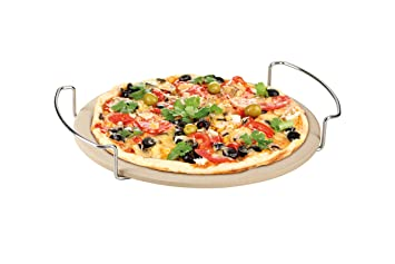 Enders Gasgrill Pizza : Genius bbq pizzastein mit gestell Ø 32 cm barbecue pizza stein